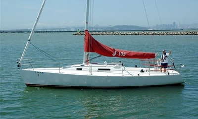 Charter J 105 Sailboat In Portisco | GetMyBoat