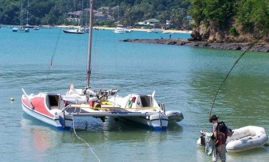 Seawind 24 Charter In Phuket