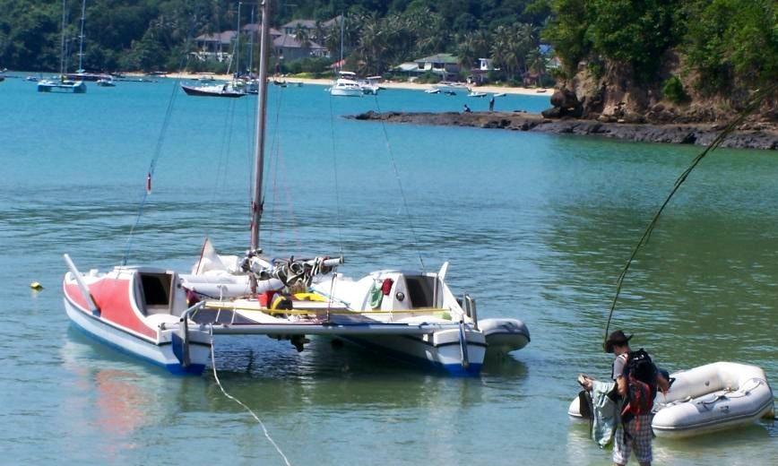 Seawind 24 Charter in Phuket | GetMyBoat