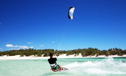 Kite Surfing Lessons In Marbella