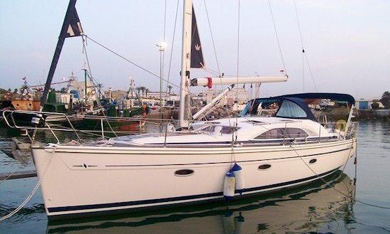 Bavaria 40 Vision Sailing Yacht Charter In Marbella