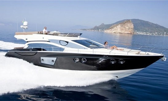 Charter 54' Sessa Marine Luxury Yacht In Marbella