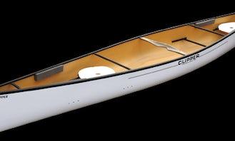 Canoe Rental in Hay River, Canada