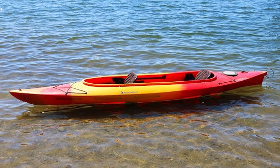 Double Kayak Rental In Seattle