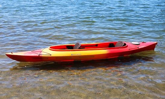 Double Kayak Rental In Seattle