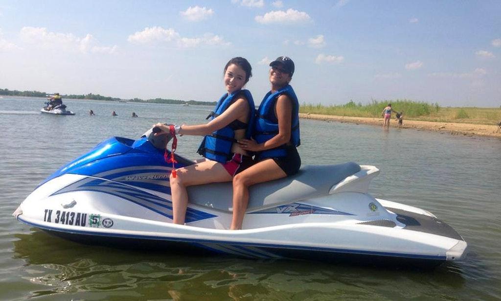 yamaha waverunner rental in lake dallas texas getmyboat