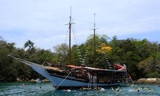 Gulet Rental in Angra dos Reis