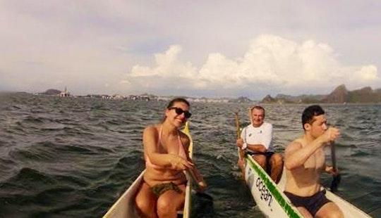 Hawaiian Canoe Tour In Rio De Janeiro
