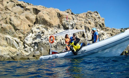 Boat Diving Trips & Padi Course In Villasimius