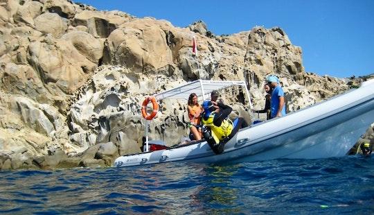 Boat Diving Trips & Padi Course In Villasimius