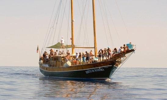 'bonita Da Madeira' Gulet Sailing Cruises In Funchal