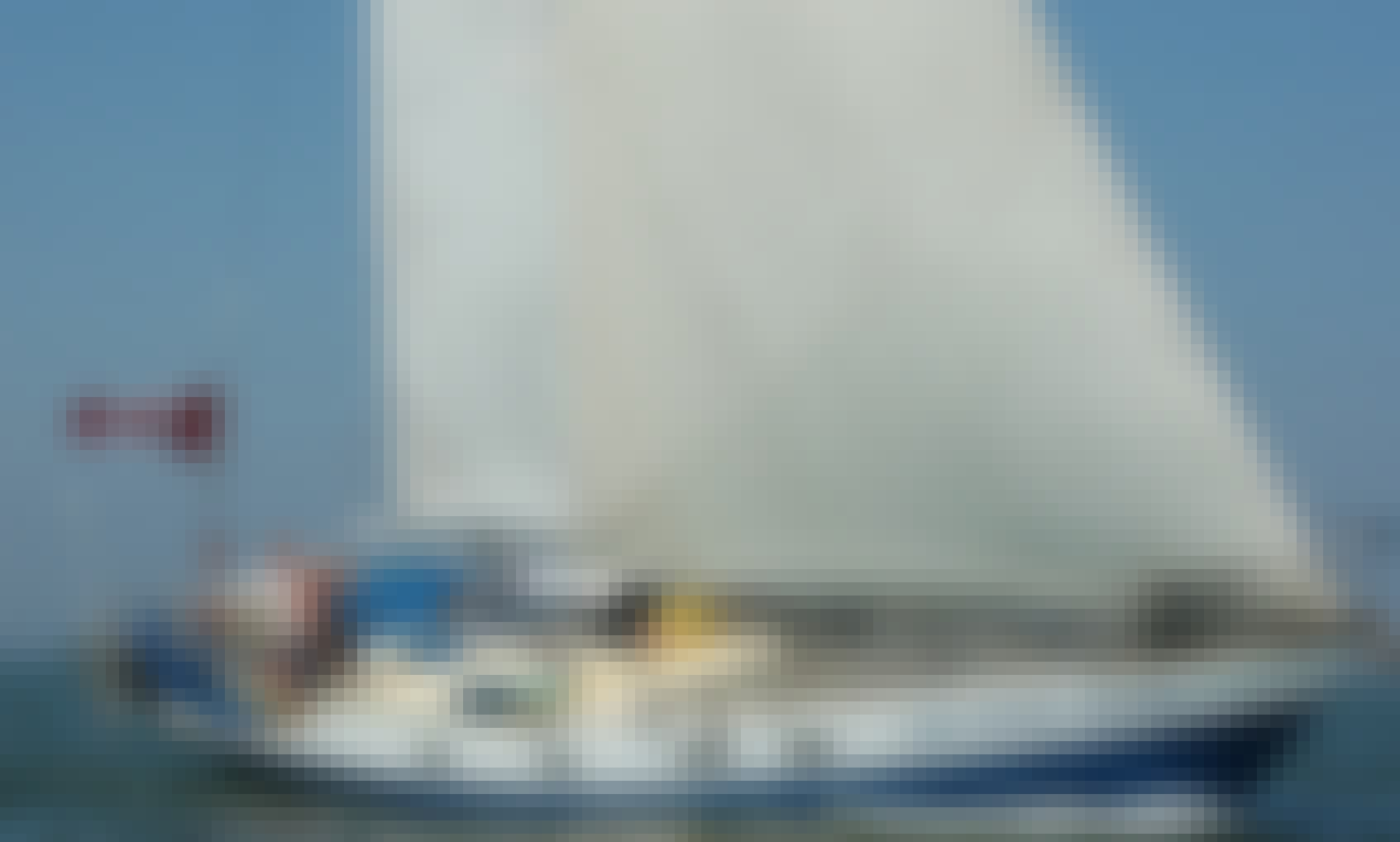 Sail and Learn ... North Atlantic crossing  2019