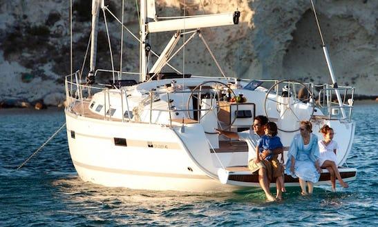 Charter Bavaria 40 Sailing Yacht In Monte Argentario
