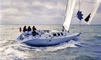Charter First 35S5 Sailing Yacht In Monte Argentario