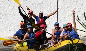 Rafting Trips in Três Coroas