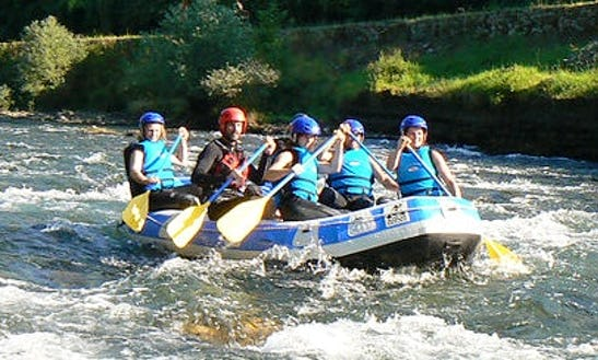 Rafting In Gave D'oloron