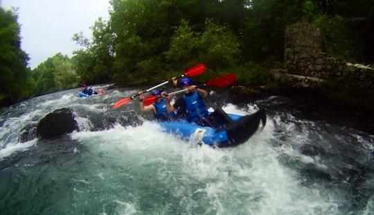 River Kayaking In Ossau