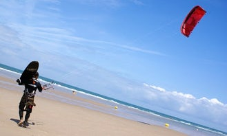 Kite Surfing Lessons In Wimereux