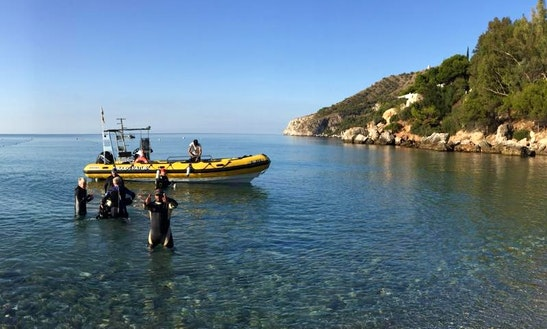Discover Scuba Diving In La Herradura
