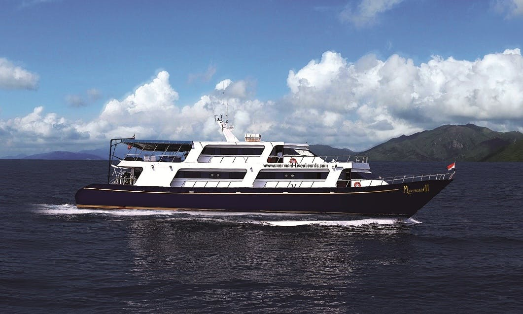 MV Mermaid II in Denpasar Selatan