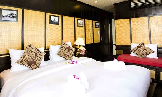 Legend Halong - Charter 2 Days/ 1 Night