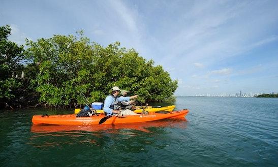 Fishing Kayak Excursions In Miami