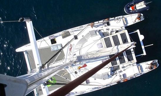 57' Sailing Mega Yacht