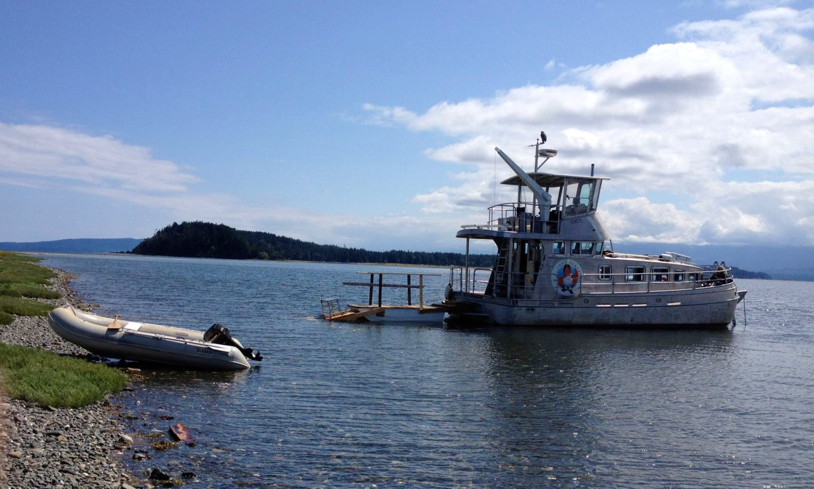 Afternoon Scenic Boat Cruises In Comox