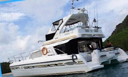 42' Power Catamaran