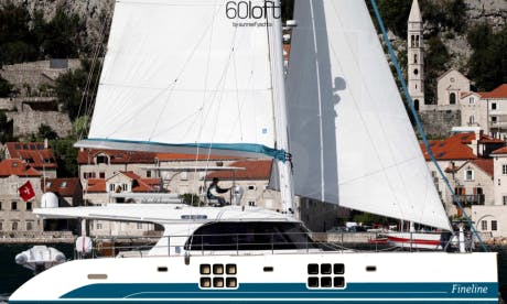 Charter Sunreef 60 Loft Mega Yacht In Herzliya