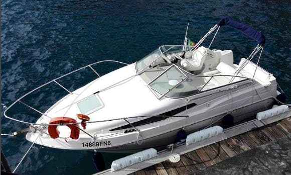 Motor Yacht Tours in Lombo Do Doutor, Portugal