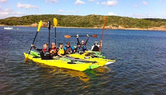 Single Kayak Rental In Vilagarcía De Arousa