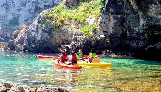 Double Kayak Rental In Vilagarcía De Arousa