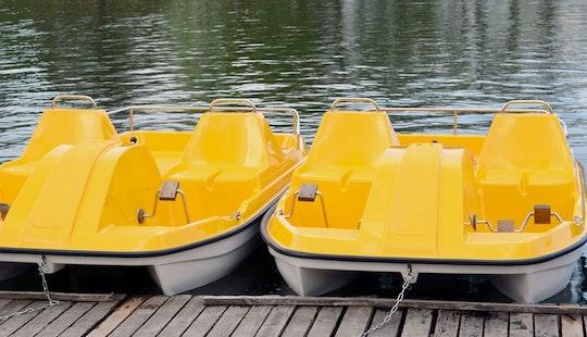 Paddle Boat Rental In Vilagarcía De Arousa