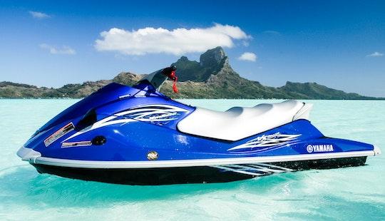 Jet Ski Safari Tour In Bora Bora