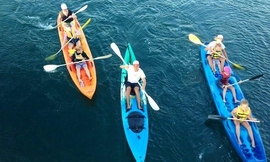 Kayak Hire In Kingscliff
