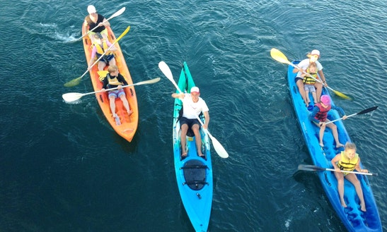Kayak Hire In Kingscliff