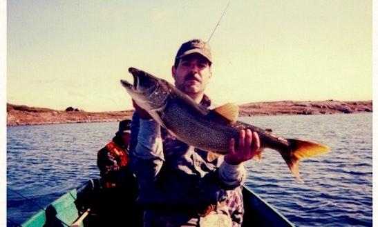 Drift Boat Fishing Trips In Denning