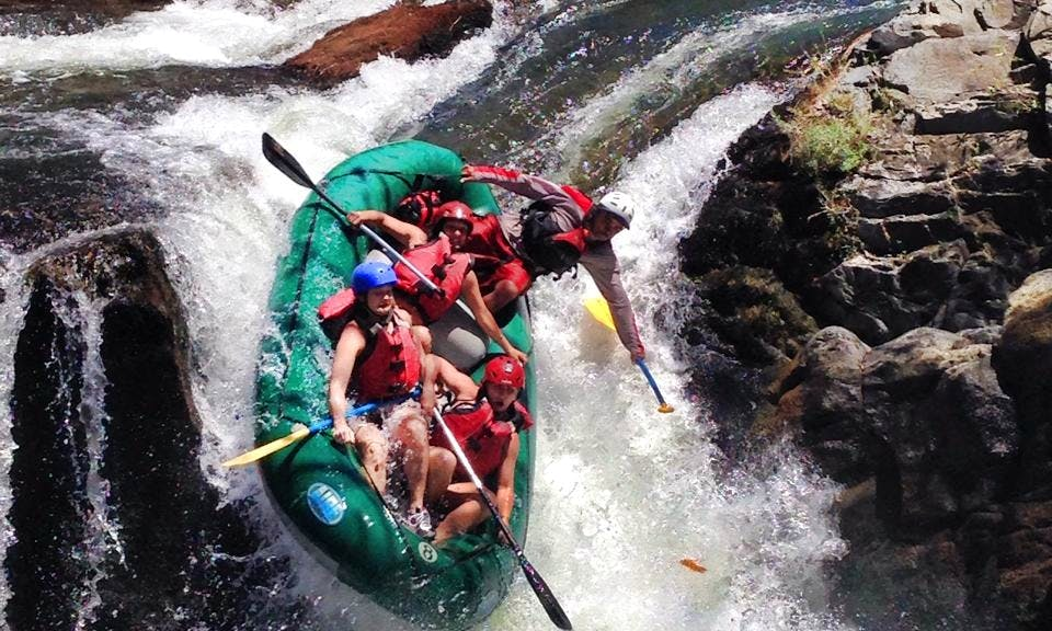 Rafting Trips in Playa Flamingo, Costa Rica
