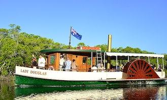 Passenger Boat Trips in Port Douglas, Australia