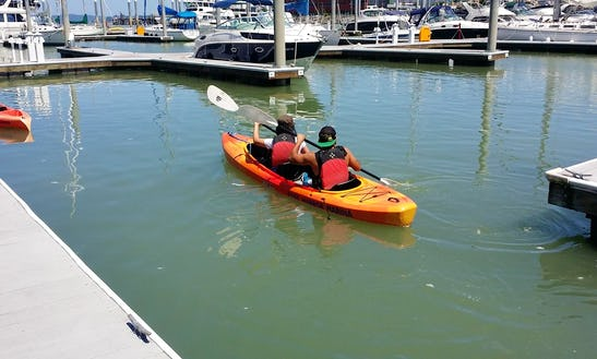 Double Kayak Rental In Tacoma, Washington
