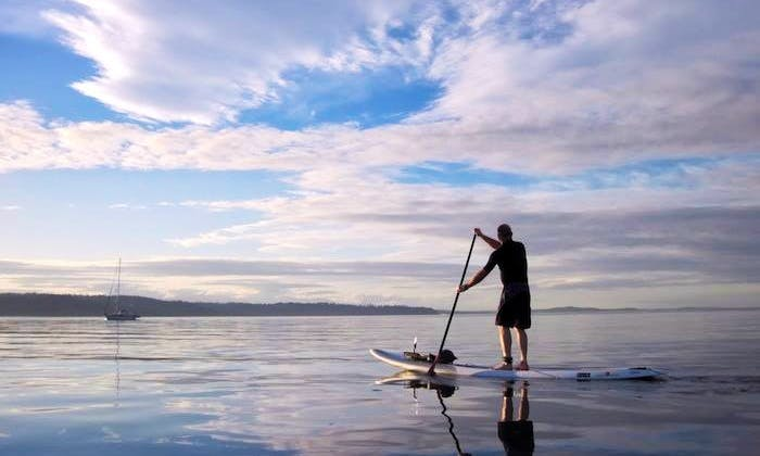 Stand Up Paddleboard and Kayak Rental in Tacoma