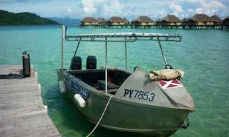 Diving Trips in Uturoa, French Polynesia