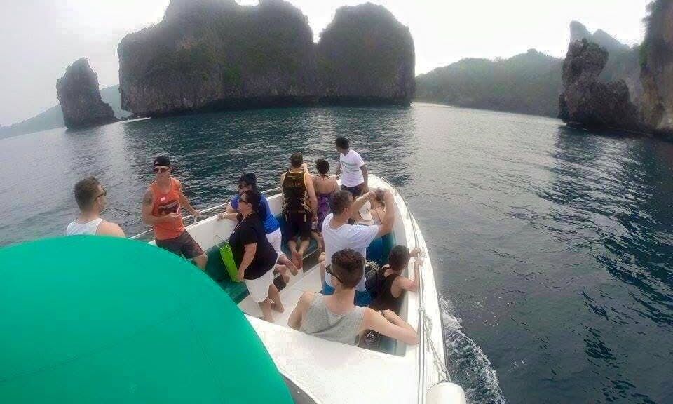 Charter our Speed Boat in Phuket