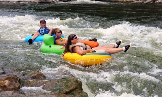 River Tubing Trips In Harpers Ferry