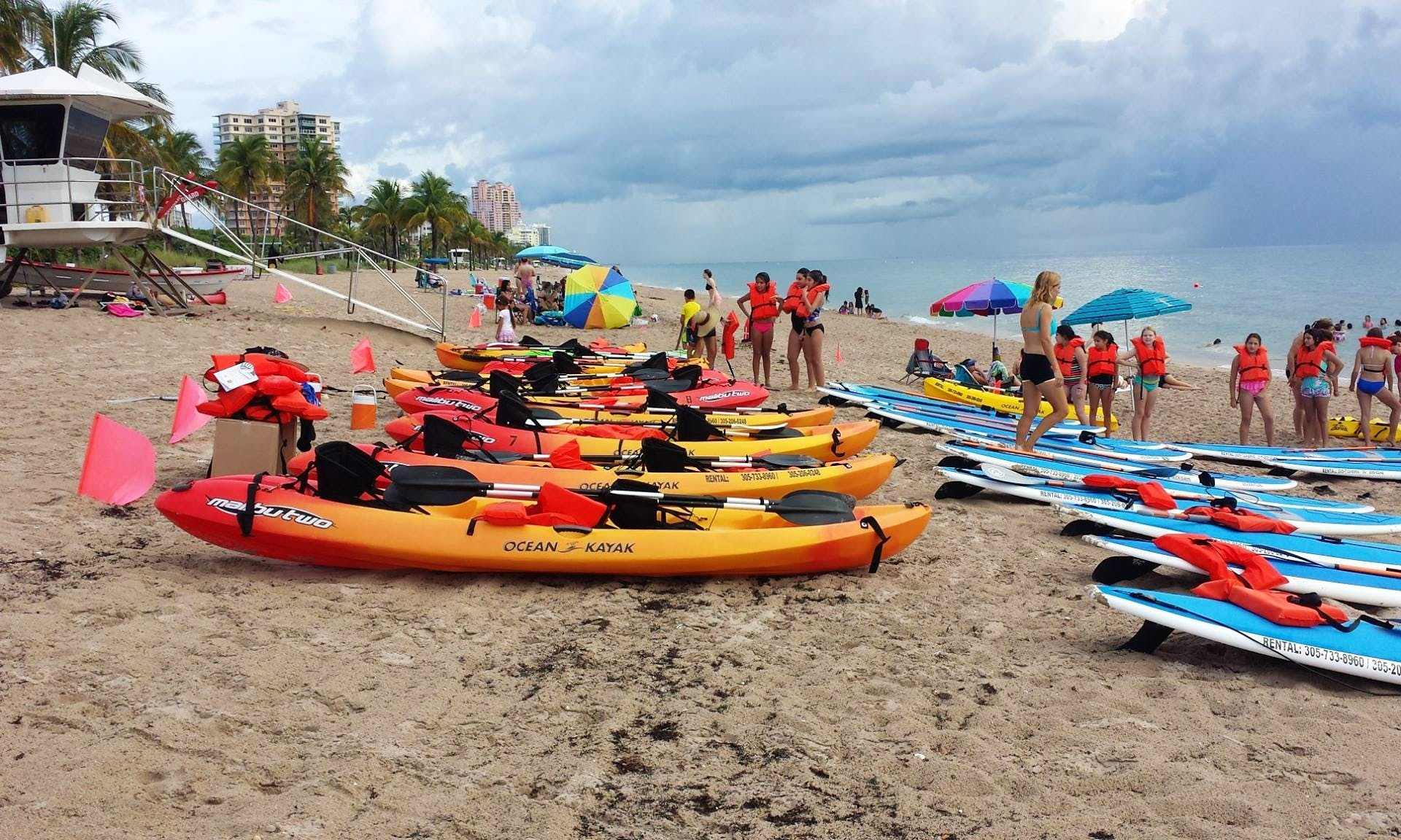 Book a Tandem Kayak in Lauderdale-by-the-Sea, Florida