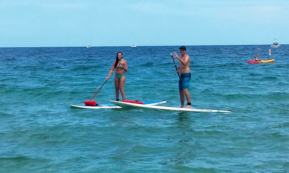 Stand Up Paddleboard Rental in Lauderdale-by-the-Sea