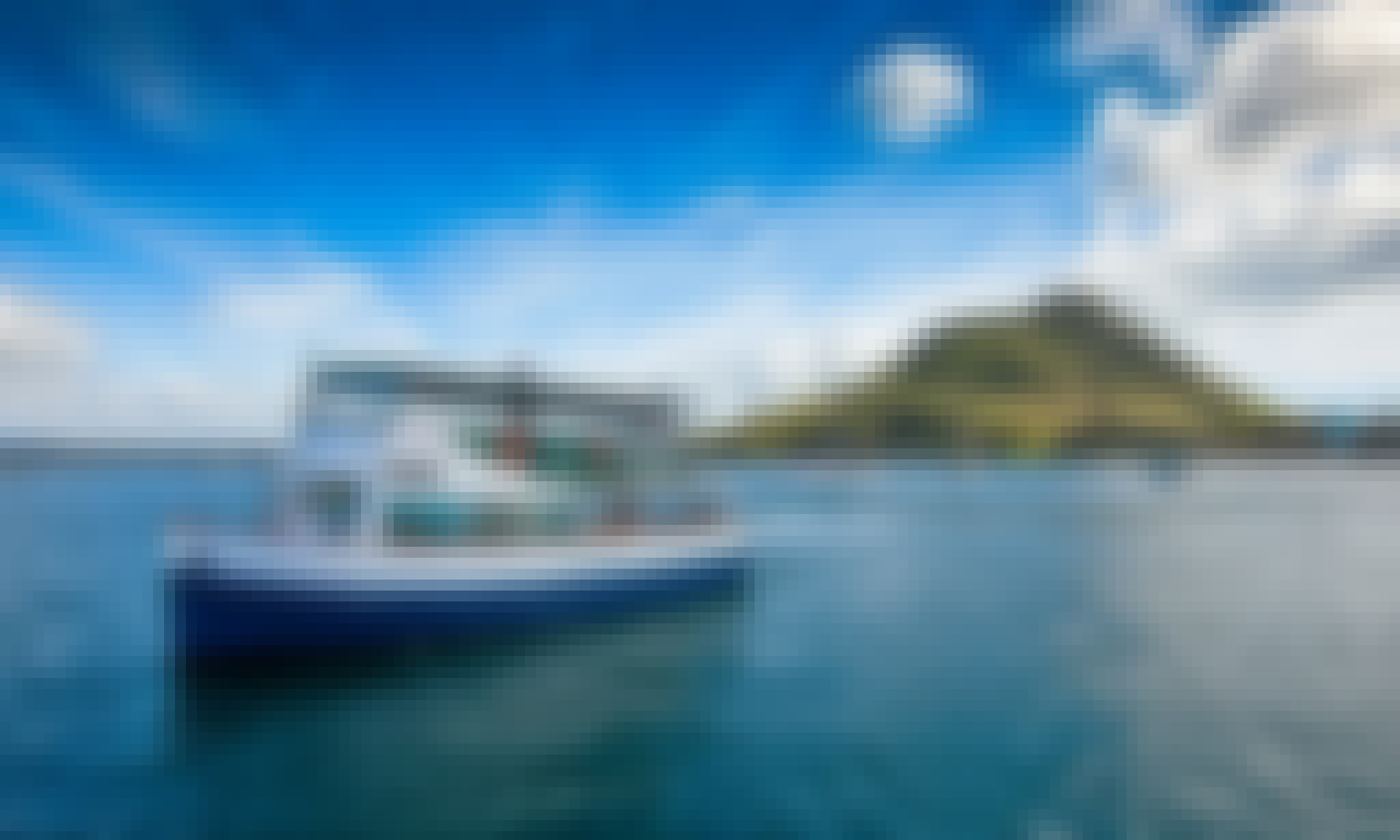 'Kewpie' Boat Scenic & Corporate Cruises in Tauranga