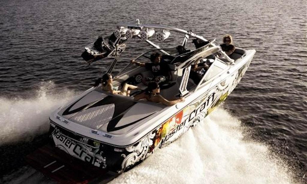 Dorena lake boat rentals and jet ski getmyboat for Cottage grove yamaha