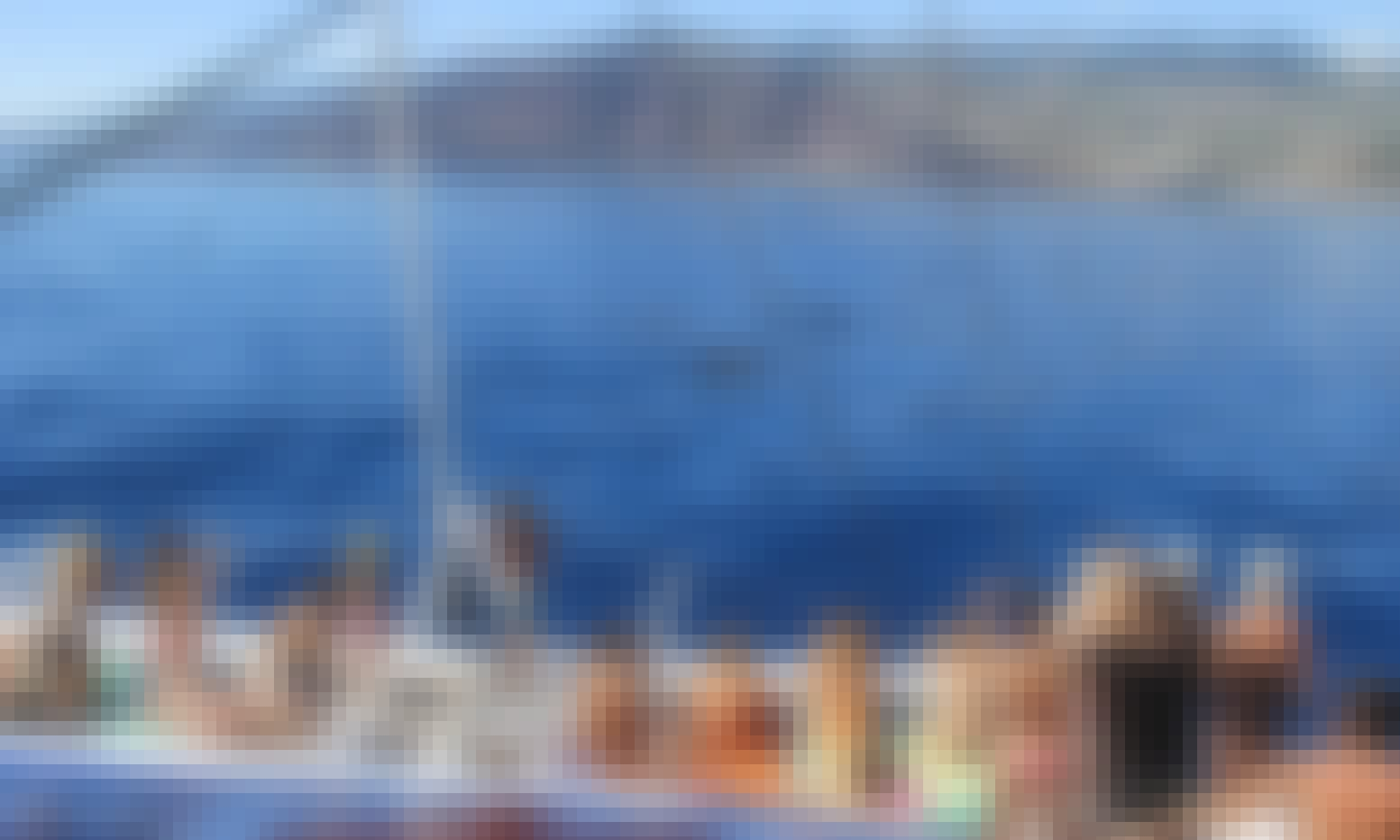 Cruising Catamaran Charters in Funchal